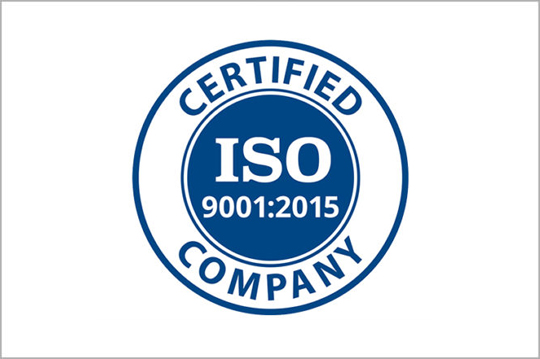 ISO 9001 is defined as the international standard that specifies requirements for a quality management system (QMS).